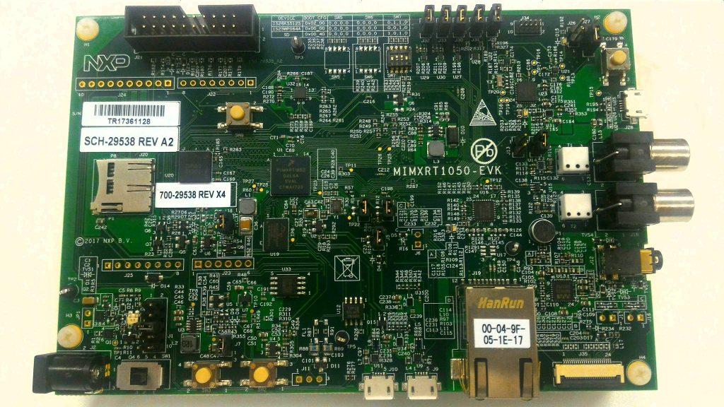 I.MXRT1050-EVK