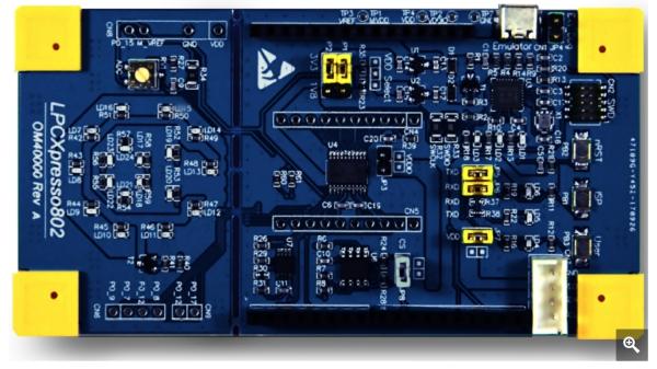 LPCXpresso802